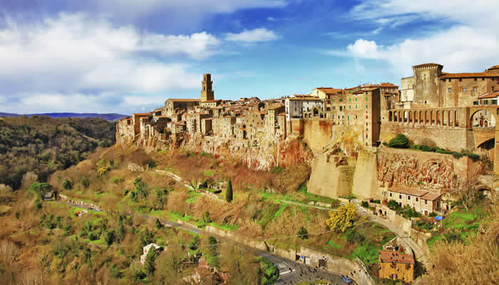 Stedentrips en cultuur in Toscane
