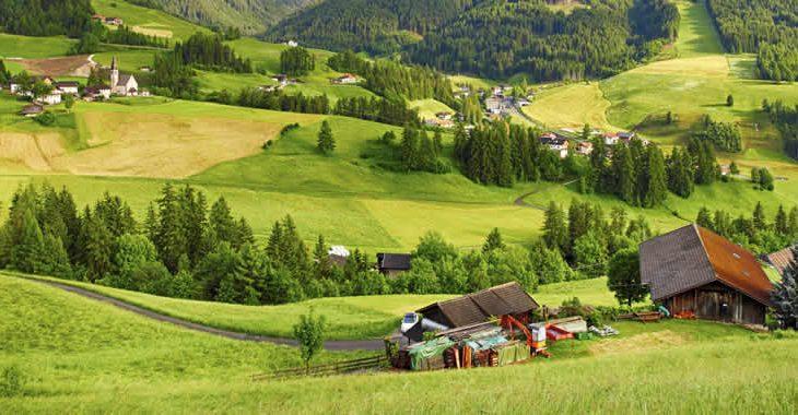 Appartementen en chalets Tirol