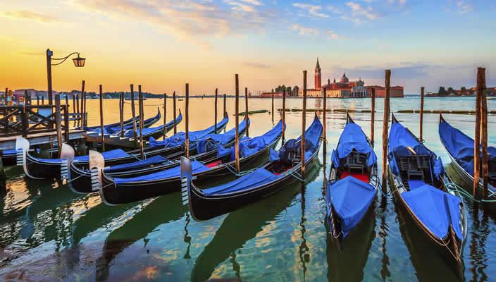 Vakantie in Venetië