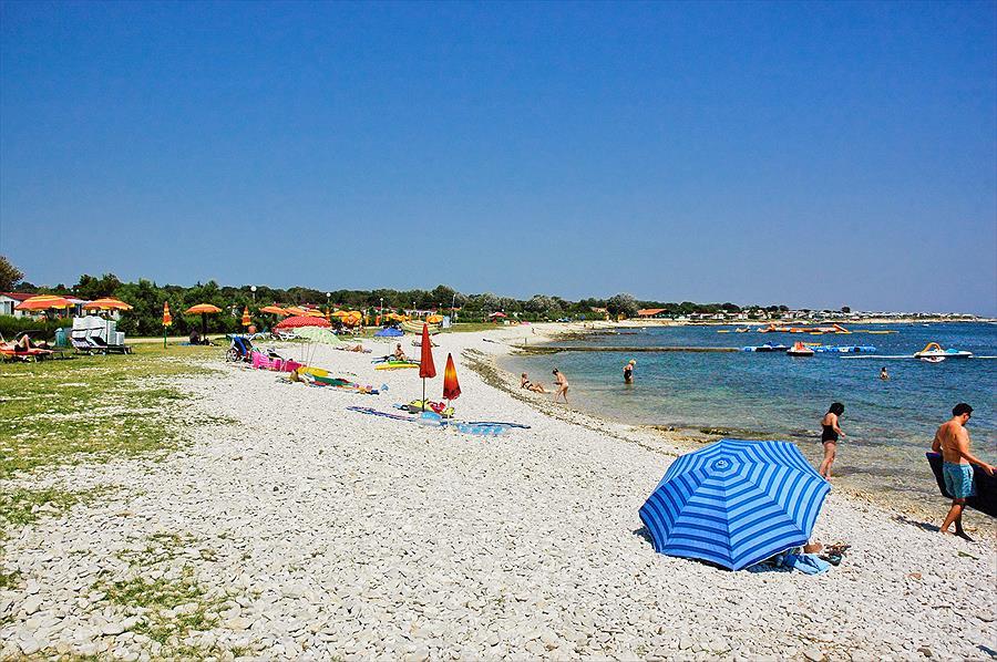 Camping Arena Kažela in Medulin is een kindvriendelijke camping in Kroatië