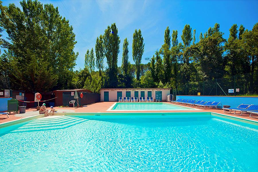 Aanbiedingen en korting Camping Village Internazionale Firenze Impruneta