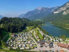 Aanbiedingen en korting Camping Seeblick Toni Kramsach