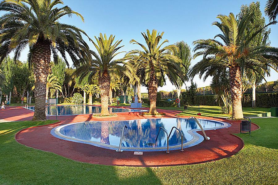 Valldaro Camping & Bungalows Resort in Platja d'Aro is een kindvriendelijke camping in Spanje