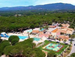 Aanbiedingen en korting Camping Parc Saint James Oasis Puget-sur-Argens
