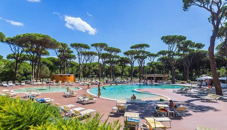 Aanbiedingen en korting Cieloverde Camping Village Marina di Grosseto