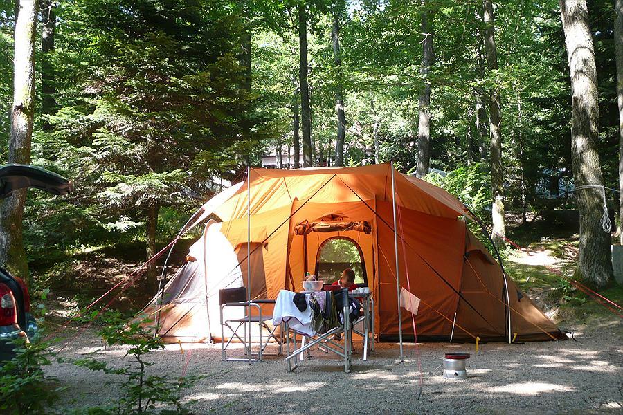 Camping Huttopia Wattwiller in Wattwiller is een kindvriendelijke camping in Frankrijk