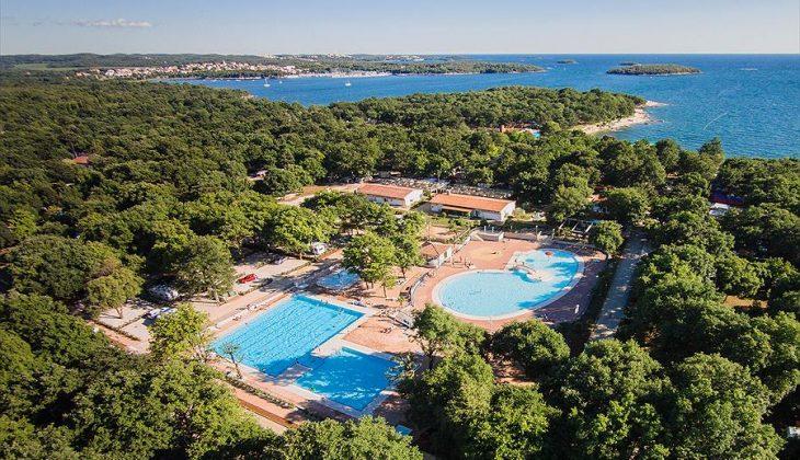 Aanbieding Camping Bijela Uvala, Kroatië