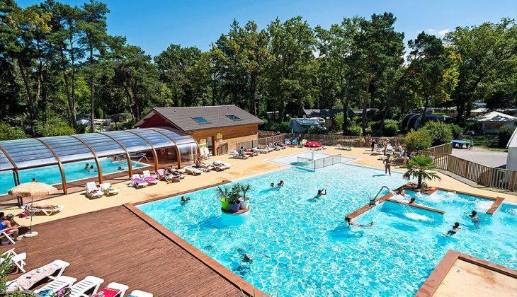 Aanbiedingen en korting Camping Campéole La Pinède Excenevex