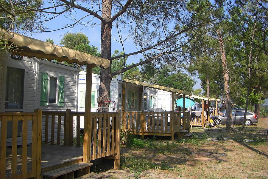Camping Marina d'Aléria in Aléria is een kindvriendelijke camping in Frankrijk