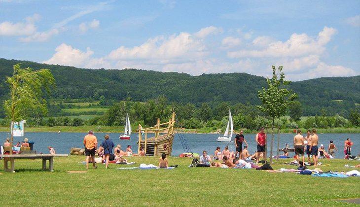 Aanbiedingen en korting Knaus Campingpark Eschwege Eschwege