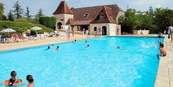 Aanbiedingen en korting Camping Castels Domaine de la Paille Basse Souillac