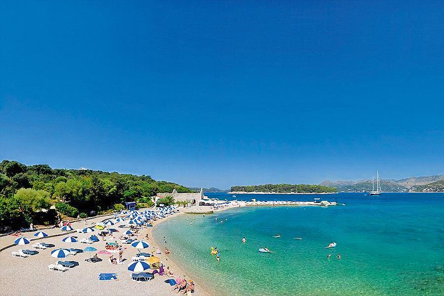 Solitudo Sunny Resort bij Dubrovnik (Dubrovnik-Neretva)