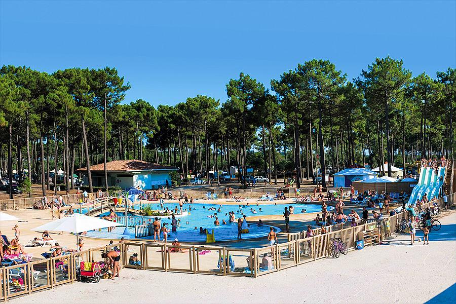 Camping Campéole Médoc Plage Montalivet-les-Bains