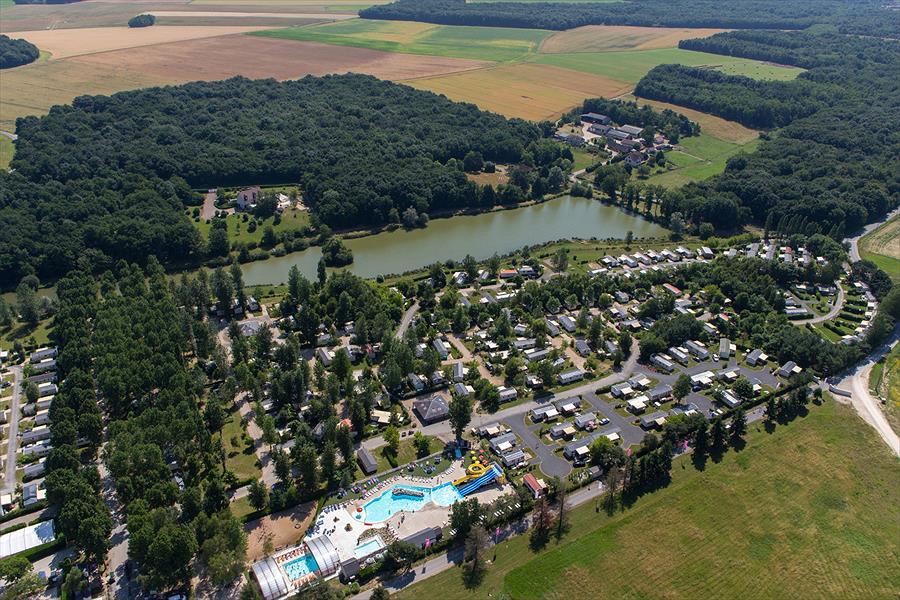 Siblu Camping Le Domaine de Dugny in Onzain is een kindvriendelijke camping in Frankrijk