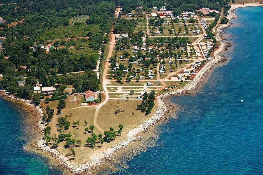 CampingIN Park Umag in Umag is een kindvriendelijke camping in Kroatië