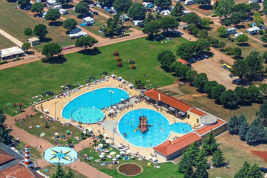 CampingIN Park Umag bij Umag (Istrië)