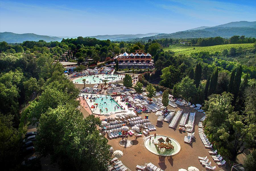 Aanbiedingen en korting Camping Norcenni Girasole Club Figline Valdarno
