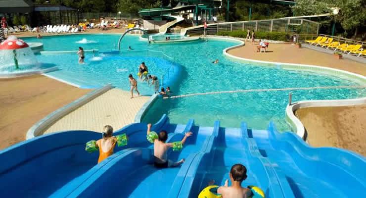 Park Belle Dune zwembad