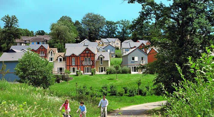 Pierre et Vacances Park Normandy Garden