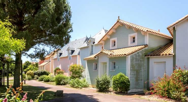 Vakantiehuizen en appartementen Park Port-Bourgenay