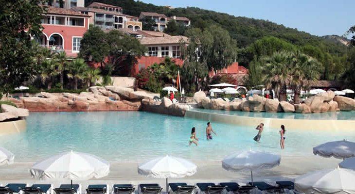 Park Les Restanques du Golfe de St-Tropez