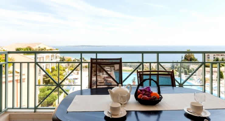 Residentie Cannes Villa Francia accommodaties