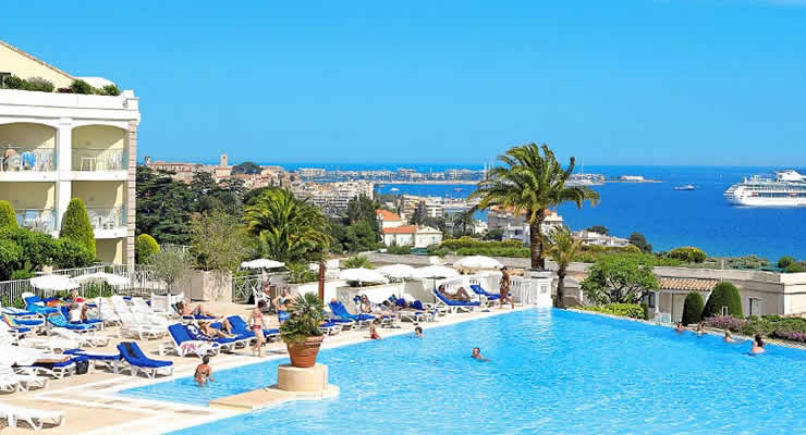 Residentie Cannes Villa Francia Pierre et Vaccances