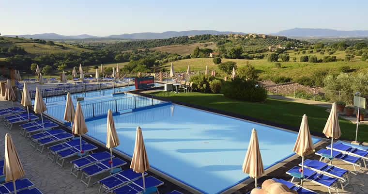 faciliteiten De Residentie Borgo Magliano