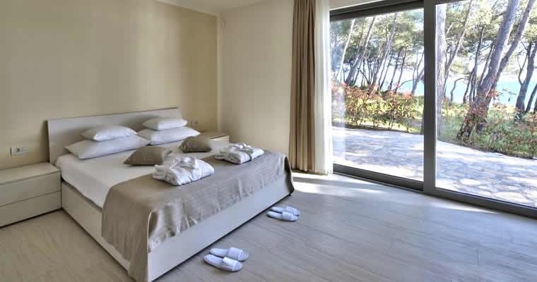 Premium residentie Crvena Luka Apartmenten en Villas