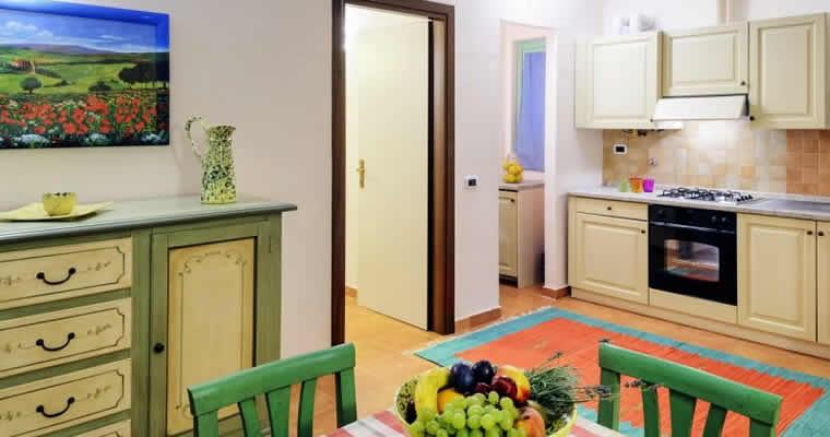 Luxe appartementen Residentie Pian dei Mucini