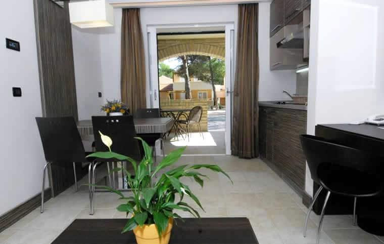 Residentie Zaton Holiday Resort luxe appartement
