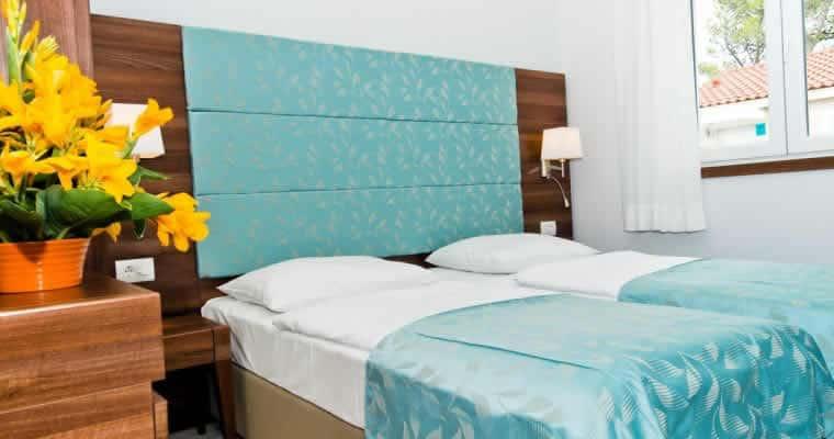 Luxe appartementen Residentie Zaton Holiday Resort bij Zadar