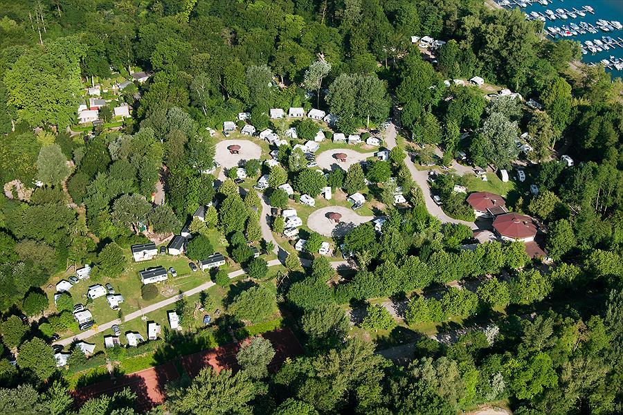 Donaupark Camping Tulln in Tulln is een kindvriendelijke camping in Oostenrijk