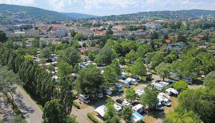 Aanbiedingen en korting Donaupark Camping Klosterneuburg Klosterneuburg