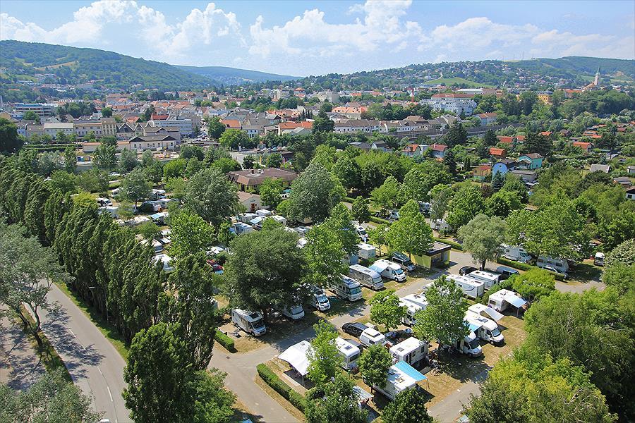 Donaupark Camping Klosterneuburg Klosterneuburg