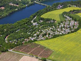 Aanbiedingen en korting Knaus Campingpark Hennesee Meschede