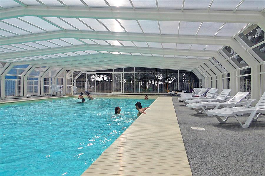 Flower Camping Le Rompval bij Mers-les-Bains (Somme)