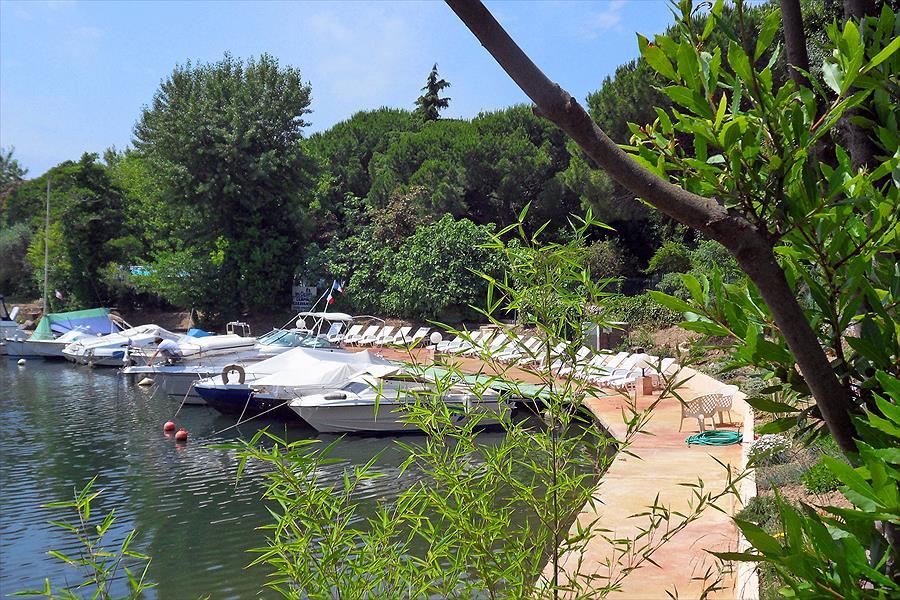 Camping Les Cigales in Mandelieu-la-Napoule is een kindvriendelijke camping in Frankrijk