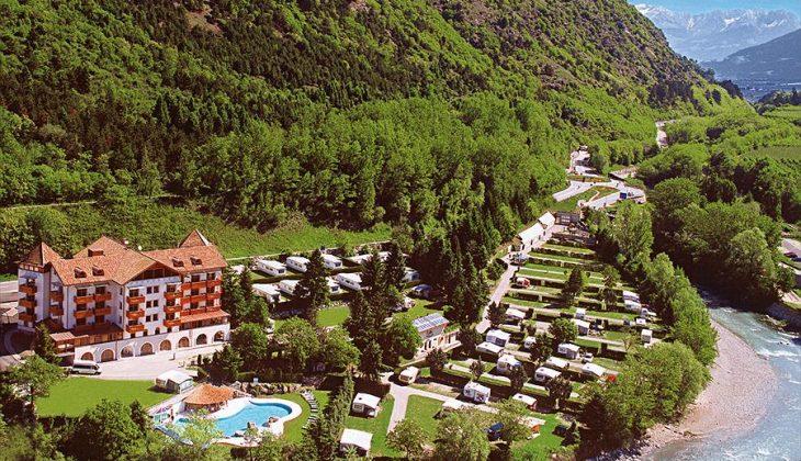 Aanbiedingen en korting Camping Latsch Latsch
