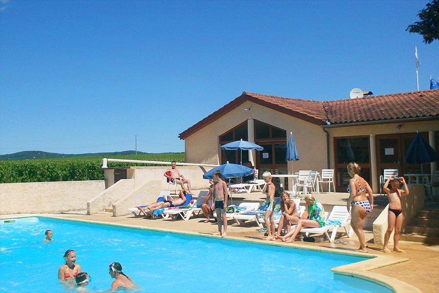 Camping Les Vignes Puy-l'Évêque