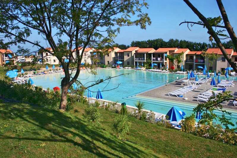 Belvedere Village in Castelnuovo del Garda is een kindvriendelijke camping in Italië