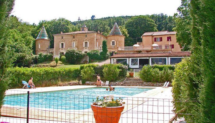 Aanbiedingen en korting Camping Château de l'Eouvière Montmeyan