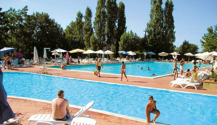 Aanbiedingen en korting Camping La Chiocciola Capannole