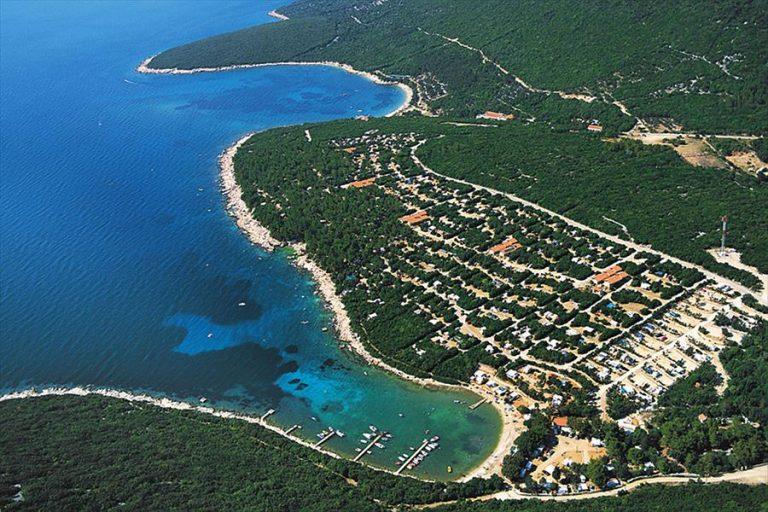 Aanbiedingen en korting Camping Slatina Martinšćica