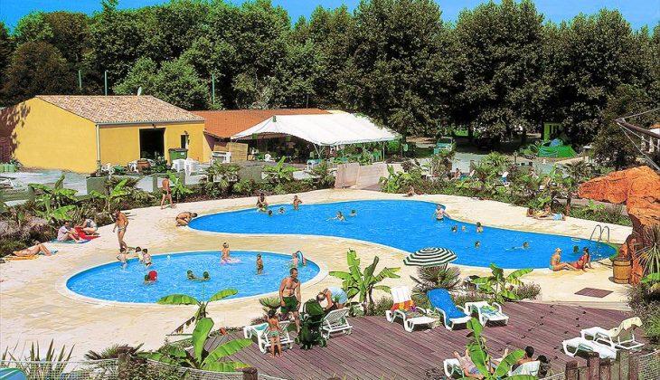 Aanbiedingen en korting Camping Le Village Corsaire des 2 Plages Châtelaillon-Plage