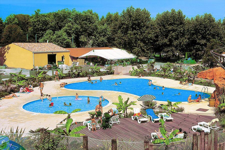 Camping Le Village Corsaire des 2 Plages Châtelaillon-Plage