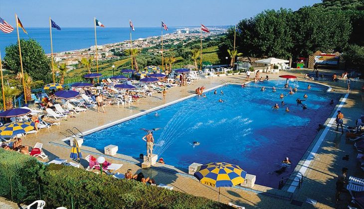 Aanbiedingen en korting Camping Europe Garden Silvi Marina