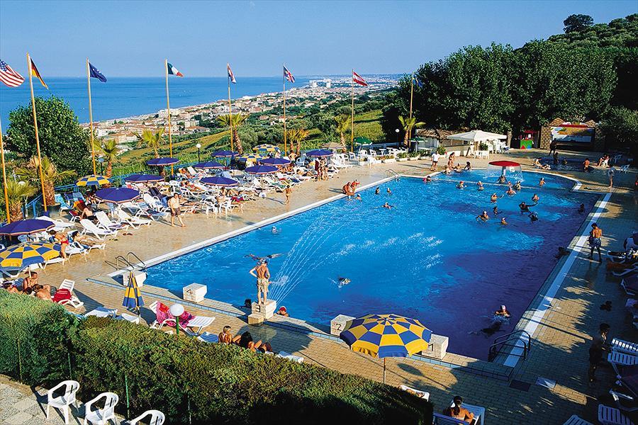 Aanbiedingen en korting Camping Europe Garden Silvi Marina