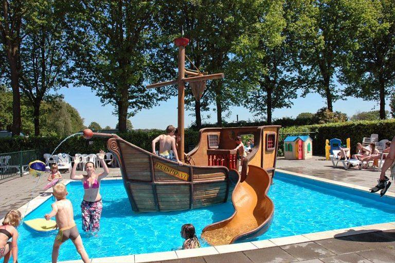 Aanbiedingen en korting Cambiance Recreatiepark Duinhoeve Udenhout