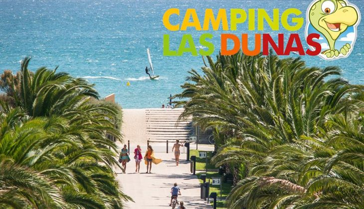 Aanbieding Camping Las Dunas, Spanje